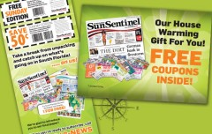 Sun Sentinel New Mover Mailer